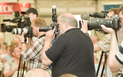 Press conferences at the Agritechnica