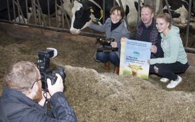 """Milchlandpreis"": Visiting the best milk producers in Lower Saxony"