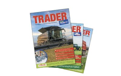 Communication opportunity for international agricultural machinery traders