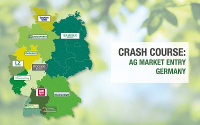 New: Crash course market entry Germany via video