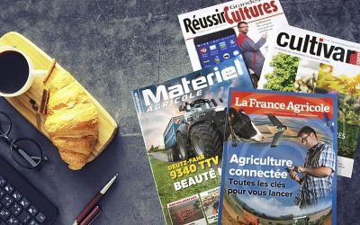 Ag press France –  how do you reach French farmers?