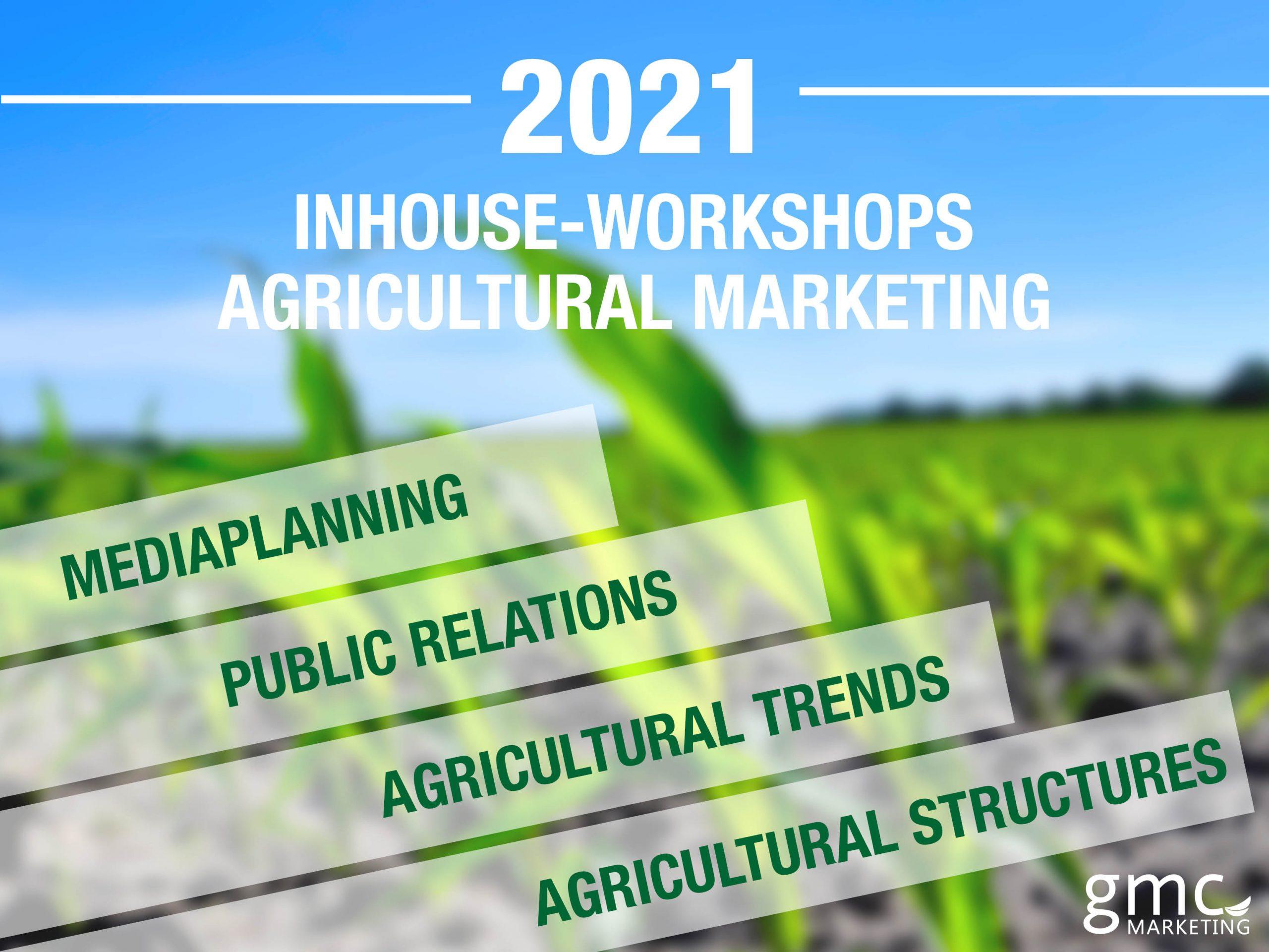 Workshop Agricultural Marketing